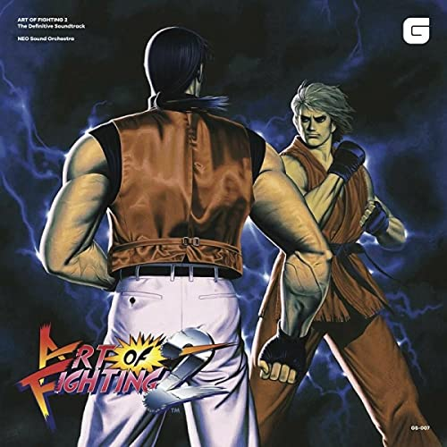 Art of Fighting II - The Definitive Soundtrack [VINYL] from Brave Wave Records