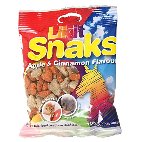 Likit Snaks: Apple and Cinnamon: 100g from Likit