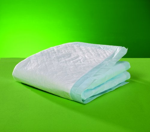 Lille hygiene mat, disposable mattress protector, 60 x 90 cm (pack of 25) from Lille