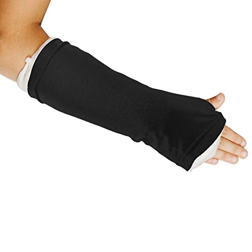 Limbo Cast Sleeve for Casts and Dressings (Large, Black) from LimbO Waterproof Protectors