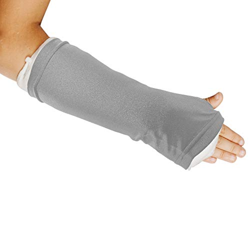 Limbo Cast Sleeve for Casts and Dressings (Small, Grey) from LimbO Waterproof Protectors