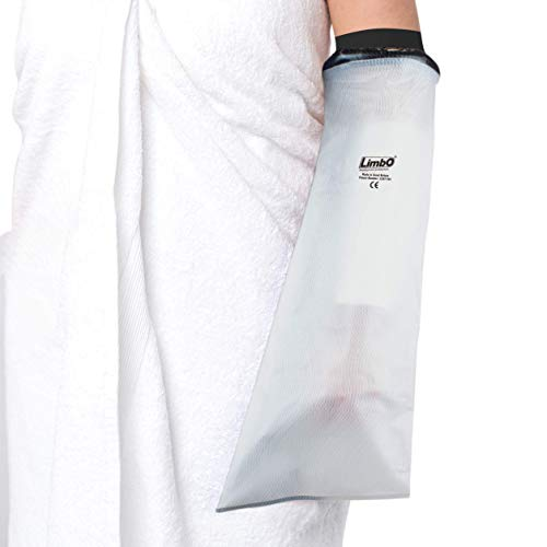 LimbO Waterproof Cast and Dressing Protector - Half Arm (M67 Weight: 11 to 17st (70 to 108kg) from Limbo