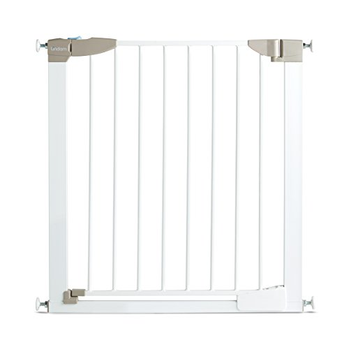 Lindam Sure Shut Orto Pressure Fit Safety Gate - 76 - 82 cm (white) from Lindam