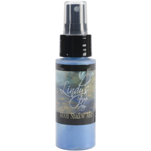 Lindy's Stamp Gang Lindy's Stamp Gang Moon Shadow Mist 2oz Bottle-Buccaneer Bay Blue, Other, Multicoloured from Lindy's Stamp Gang