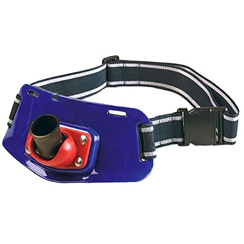 Lineaeffe Fighting Fishing Belt Cinture Portacanna Red -Blue Red Blue Sea Saltwater from Lineaeffe
