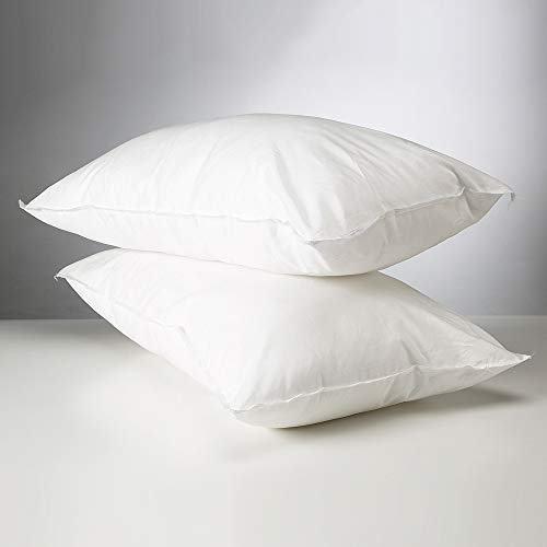 Linens Limited Polycotton Hollowfibre Non-Allergenic Pillow, Cot/Cot Bed from Linens Limited