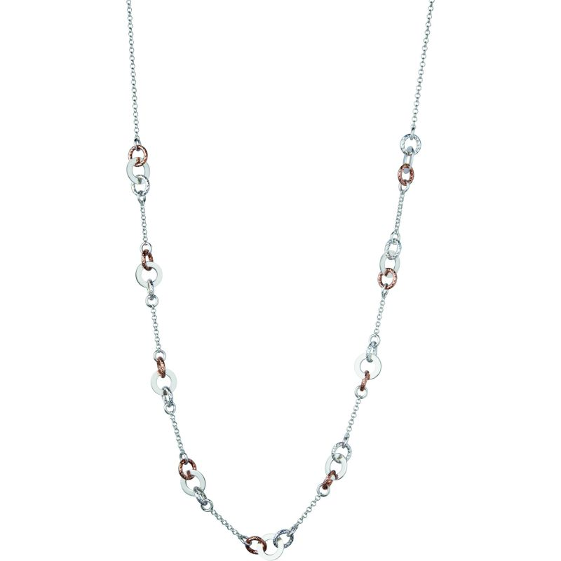 Ladies Links Of London Sterling Silver Aurora Necklace from Links Of London Jewellery