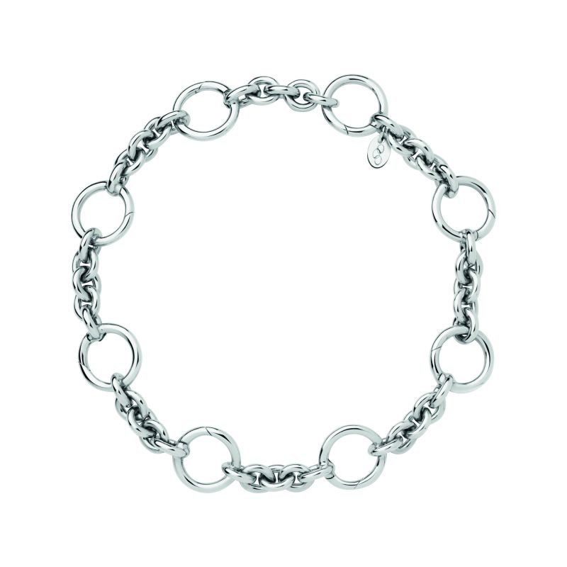 Ladies Links Of London Sterling Silver Capture Charm Carrier Bracelet from Links Of London Jewellery