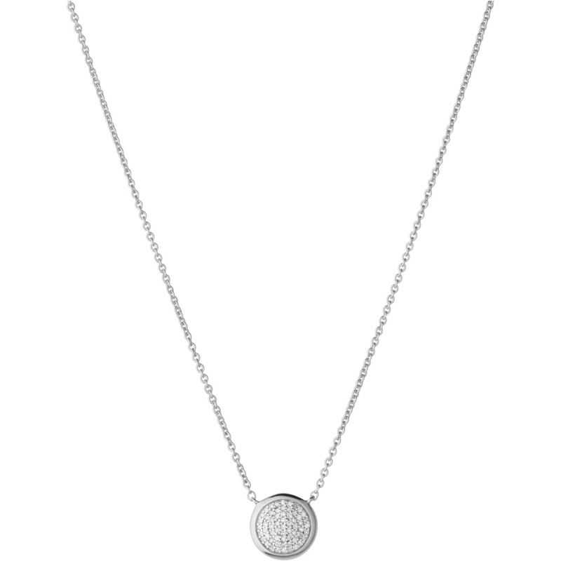 Ladies Links Of London Sterling Silver Diamond Essential Necklace from Links Of London Jewellery