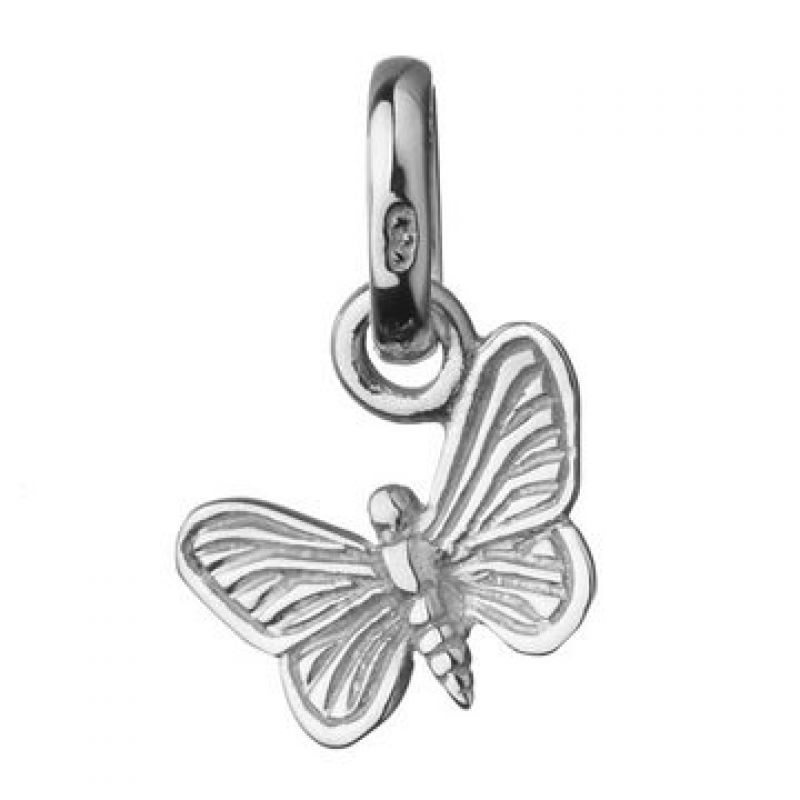 Ladies Links Of London Sterling Silver Keepsakes Butterfly Charm from Links Of London Jewellery