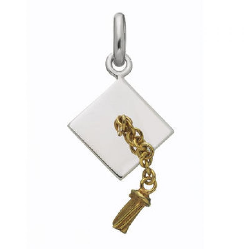 Ladies Links Of London Sterling Silver Keepsakes Graduation Charm from Links Of London Jewellery