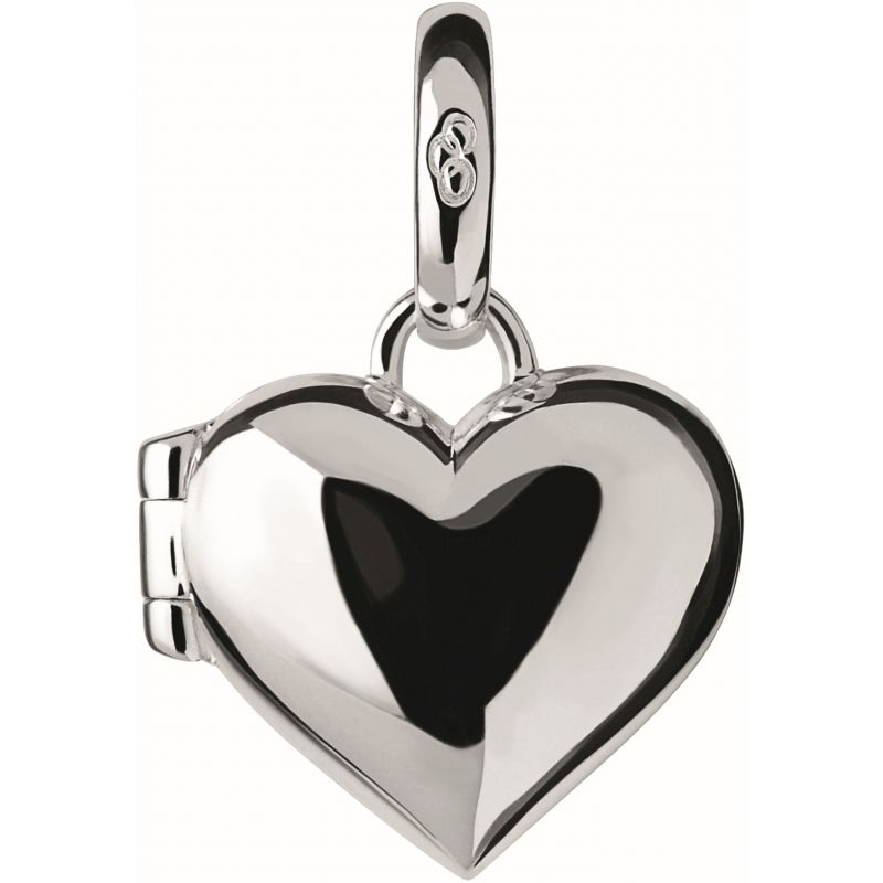 Ladies Links Of London Sterling Silver Keepsakes Heart Locket Charm from Links Of London Jewellery