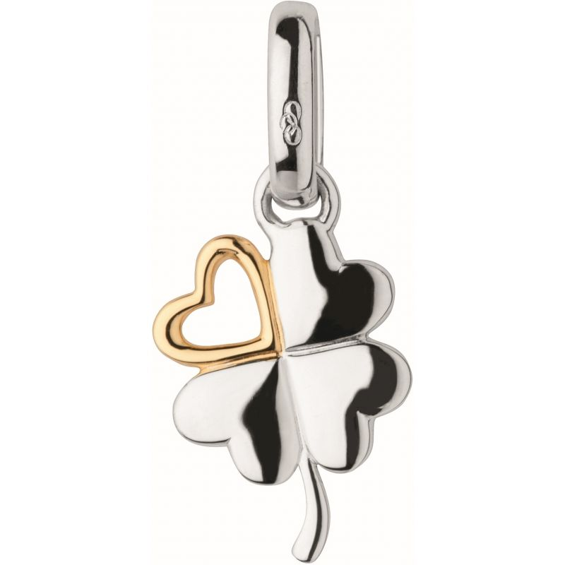 Ladies Links Of London Sterling Silver Keepsakes Lucky In Love Charm from Links Of London Jewellery