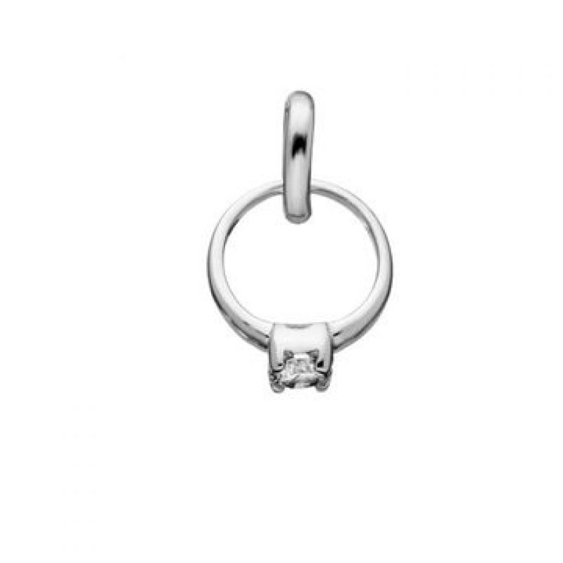Ladies Links Of London Sterling Silver Keepsakes Ring Charm from Links Of London Jewellery