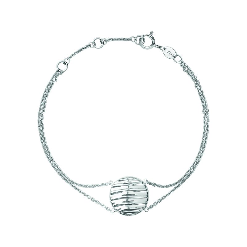 Ladies Links Of London Sterling Silver Thames Bracelet from Links Of London Jewellery