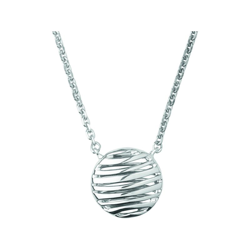 Ladies Links Of London Sterling Silver Thames Necklace from Links Of London Jewellery