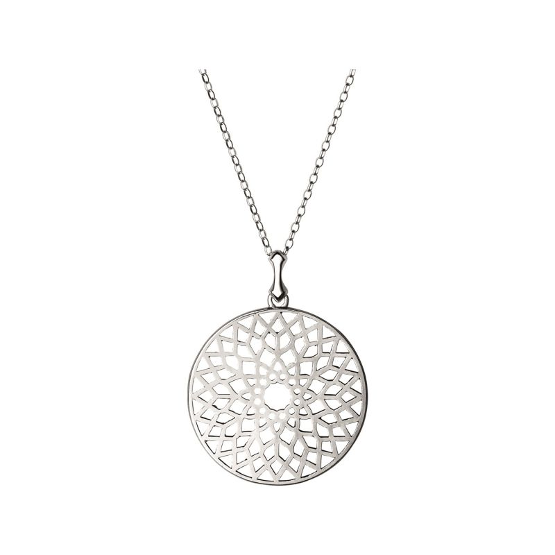 Ladies Links Of London Sterling Silver Timeless Necklace from Links Of London Jewellery
