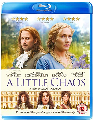 A Little Chaos [Blu-ray] from Lions Gate Home Entertainment