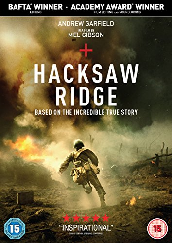 Hacksaw Ridge [DVD] [2017] from Lions Gate Home Entertainment