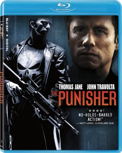 Punisher  [2004] [US Import] [Blu-ray] [Region A] from Lions Gate Home Entertainment