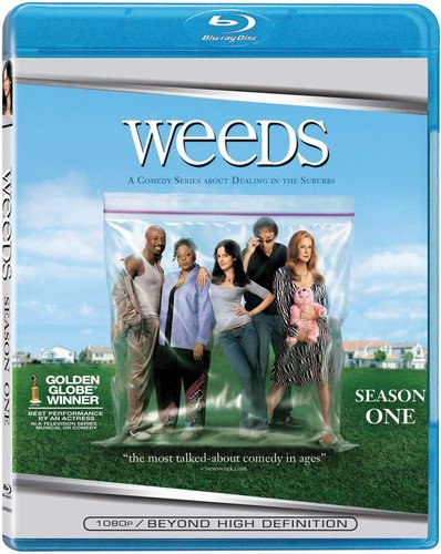 Weeds: Season 1  [2005] [US Import] [Blu-ray] [Region A] from Lions Gate Home Entertainment