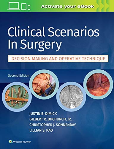 Clinical Scenarios in Surgery from LWW