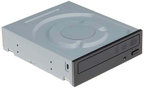 LiteOn IHAS124-14 24x SATA Internal DVD-RW - Grey/Black from Lite-On