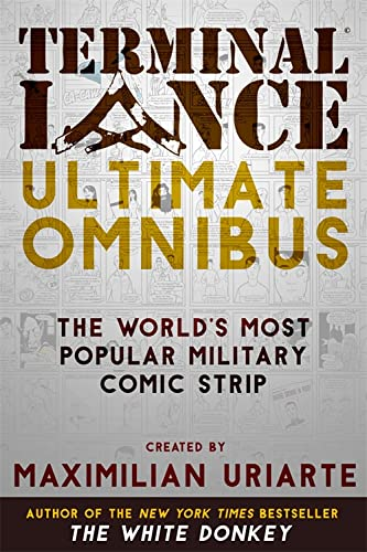 Terminal Lance Ultimate Omnibus from Little, Brown US