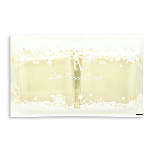 50pcs 9 x 12cm Organza Gift Bags Wedding Favour Bags Jewellery Pouch (cream, 50) from Little Snow Direct ®