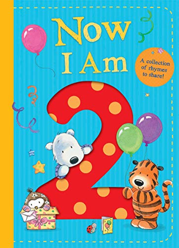 Now I Am 2 from Little Tiger Press