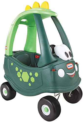 Little Tikes 173073E3 Dino Cozy Coupe Ride-On from little tikes