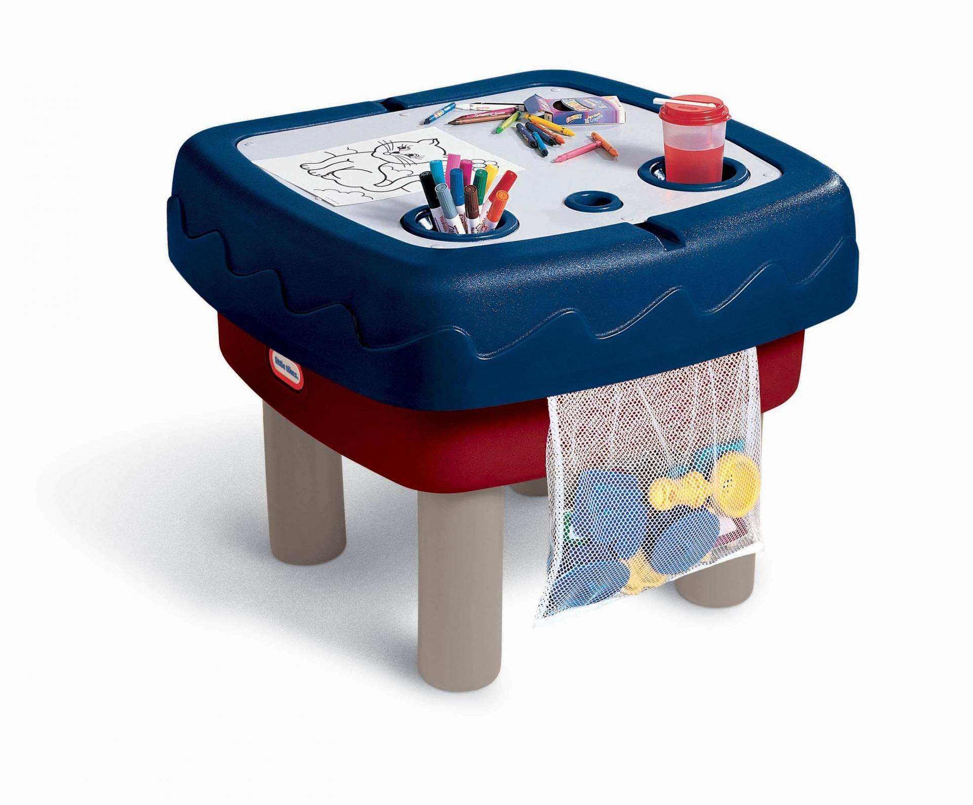 Little Tikes Easy Store Sand and Water Table. from Little Tikes
