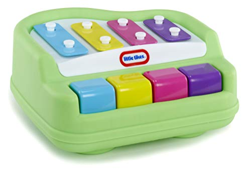little tikes 642999 Tap-A-Tune Piano, Multi from little tikes