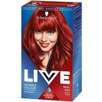 Schwarzkopf Live Color XXL HD Intense Colour Permanent Coloration 35 Real Red from Live Color XXL HD