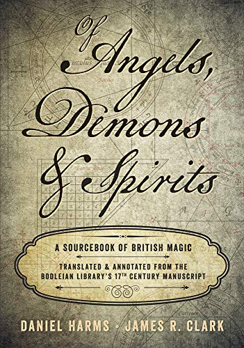 Of Angels, Demons and Spirits: A Sourcebook of British Magic from Llewellyn Publications,U.S.