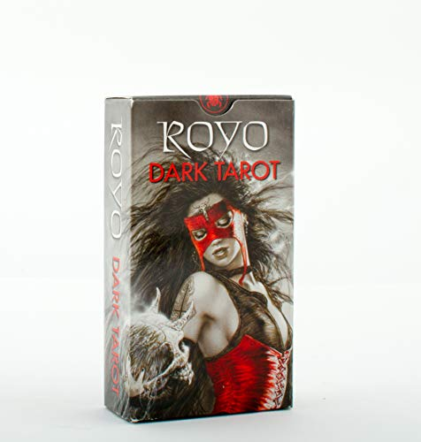 Royo Dark Tarot: 78 full colour cards and instructions from Lo Scarabeo