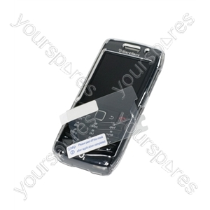 BlackBerry Pearl 3g Crystal Case & Screen Prot from Logic3
