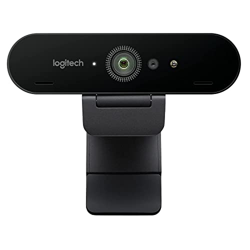 Logitech Business Brio Ultra HD Webcam for Video Conferencing, Recording and Streaming for Windows and Mac from Logitech