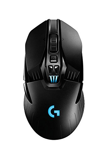 Logitech G903 Wireless Gaming Mouse with Powerplay Wireless Charging Compatibility LIGHTSPEED from Logitech