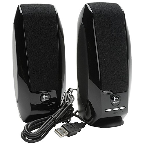 Logitech OEM S150 2.0 Speaker System - Black from Logitech
