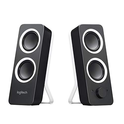 Logitech Z200 Multimedia Speakers/PC Speakers - Midnight Black from Logitech