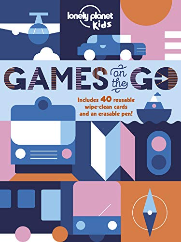 Games on the Go (Lonely Planet Kids) from Lonely Planet Kids