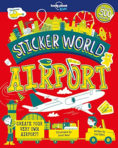 Sticker World: Airport (Lonely Planet Kids) from Lonely Planet Kids