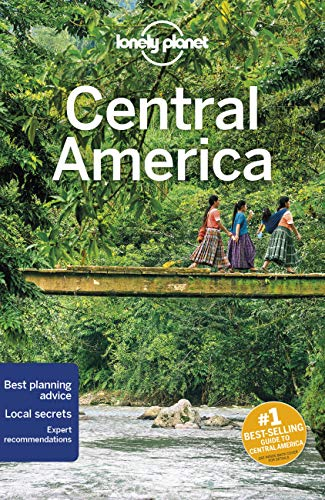 Lonely Planet Central America (Travel Guide) from Lonely Planet