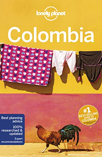 Lonely Planet Colombia (Travel Guide) from Lonely Planet