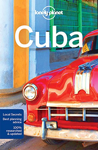 Lonely Planet Cuba (Travel Guide) from Lonely Planet