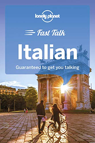 Lonely Planet Fast Talk Italian (Phrasebook) from Lonely Planet