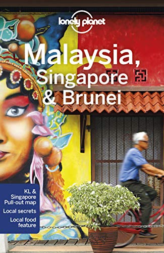Lonely Planet Malaysia, Singapore & Brunei (Travel Guide) from Lonely Planet