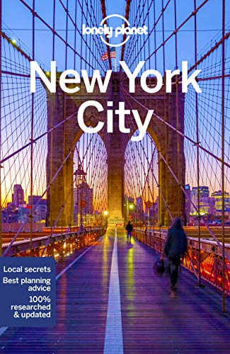 Lonely Planet New York City (Travel Guide) from Lonely Planet