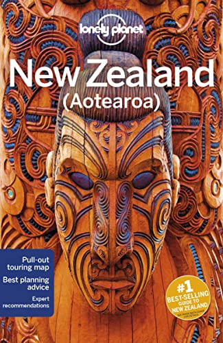 Lonely Planet New Zealand (Travel Guide) from Lonely Planet